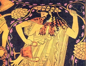Dionysus The History of Booing