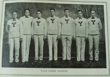 Yale Cheerleading